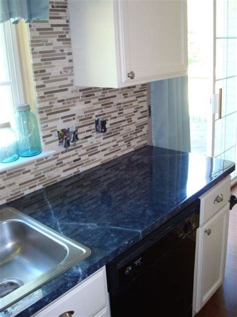 How To Paint Linoleum Countertops by Painting A Laminate Counter Top Countertops Faux