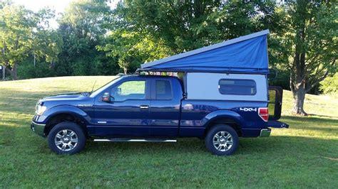 truck bed cer pop up truck cer with vw inspired pop up cer van roof