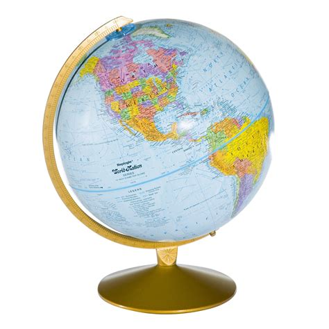 Kitchen Lighting Solutions by Replogle Explorer 12 Inch Diam Tabletop Globe Globes At