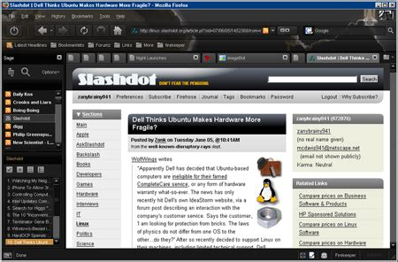 firefox theme nasa night launch the top 20 firefox 3 0 compatible themes worth upgrading for