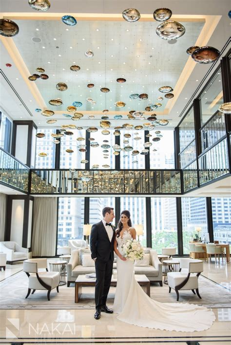 Best Luxury Wedding Venue: Langham Chicago! Greek Orthodox