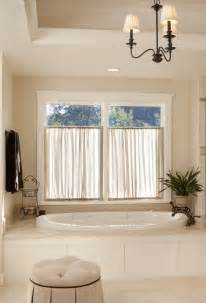Bathroom Window Dressing Ideas by 25 Best Tension Rod Curtains Trending Ideas On Pinterest