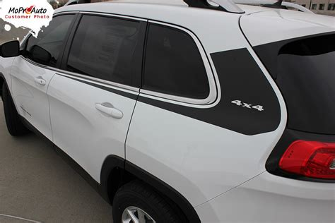 Paint Color Of The Year 2017 2014 2017 jeep cherokee warrior 3m pro vinyl graphics
