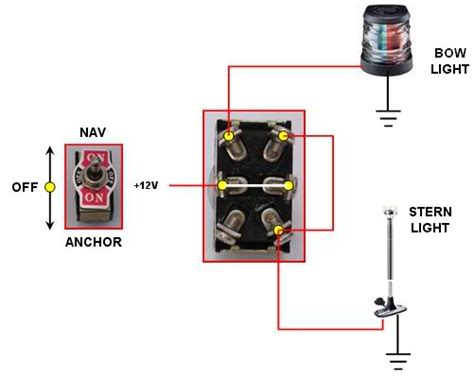 bow and light wiring need help the hull boating and fishing forum
