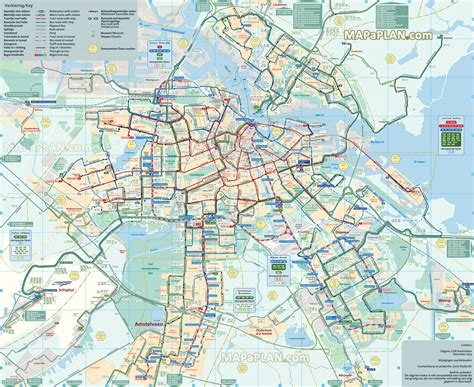 attractions in map maps update 728407 tourist attractions map in amsterdam