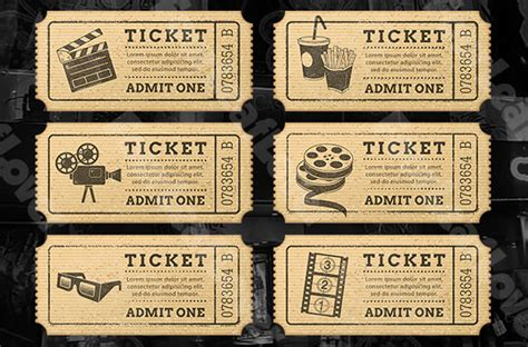 drink token template ticket template 91 free word excel pdf psd eps
