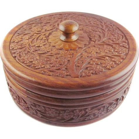 Box Roti Buy Pindia Wooden Chapati Roti Box At Best Price In
