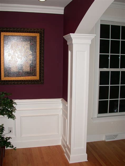 Chair Rail by Trim Amp Molding Ideas 171 Dream Builders Amp Remodeling