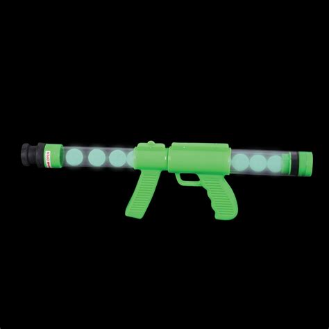 glow in the 19 quot glow in the moon blaster gun