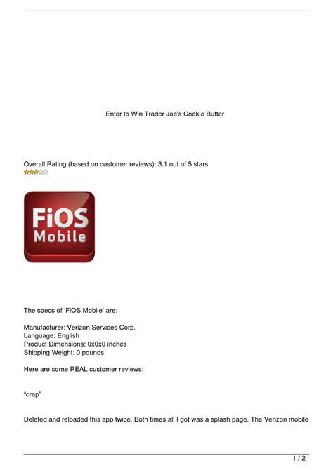 issuu mobile fios mobile review by keywester85 issuu