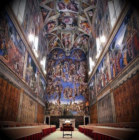 imagenes ocultas en la capilla sixtina 191 qui 233 n orden 243 vestir los desnudos de la capilla sixtina