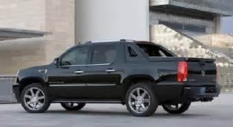 Cadillac Trucks Cadillac Escalade Ext 2018 Specs Price 2018 2019 New