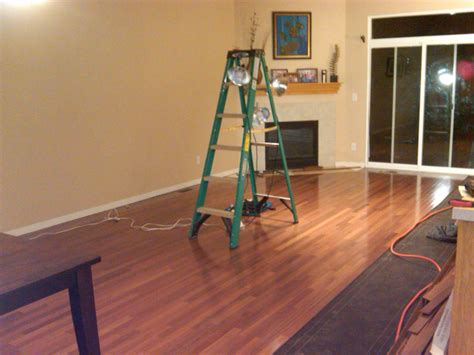wood floor living room how to install wood floors in your living room evolving