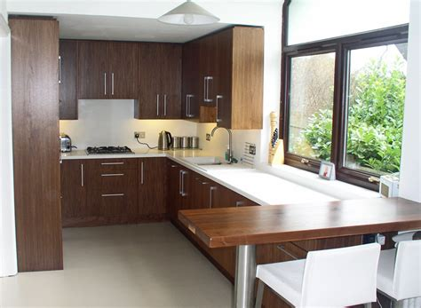 walnut kitchen bespoke kitchen in walnut by bristol fine furniture