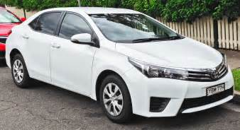 Toyota De File 2014 Toyota Corolla Zre172r Ascent Sedan 2014 04