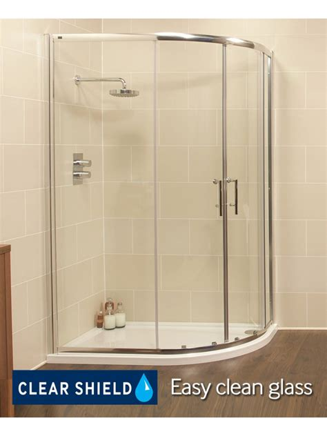 750 X 750 Quadrant Shower Enclosure by Kyra Range 1200x800 Offset Quadrant Two Door Shower Enclosure