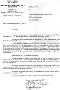 sle cover letter exemple de lettre de harcelement au travail