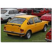 Simon Cars  Alfa Romeo Alfasud
