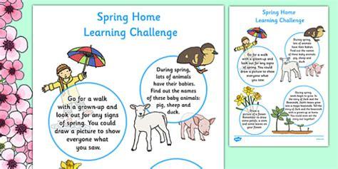 new year eyfs twinkl home learning challenge sheet nursery fs1 eyfs