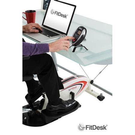 fitdesk desk elliptical