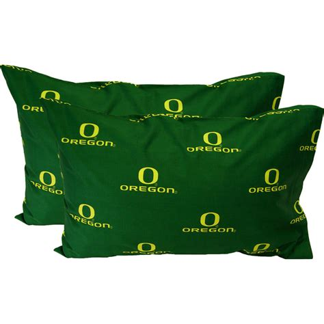 oregon ducks bedding compare collegiate ducks queen sheet set green