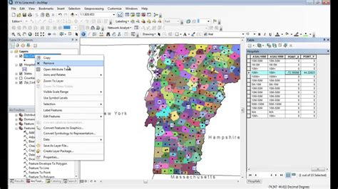 spider diagram arcgis gis creating flow lines in arcmap