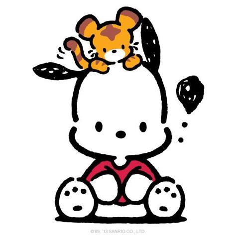 Sanrio Japan Hello Pony Clip pochacco affection