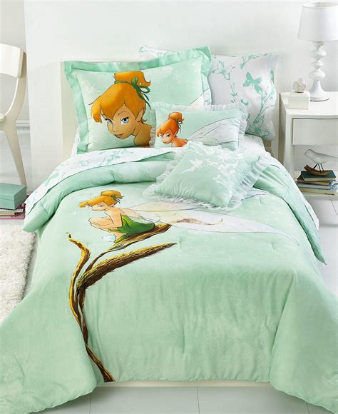 Tinkerbell Bedding Set Disney Bedding Tinkerbell Tink From Macys Things I Want As