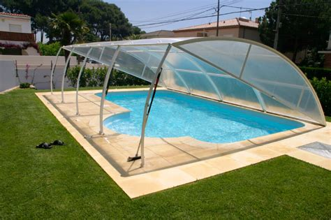 Covered Swimming Pool | 18 fantastic swimming pool covers