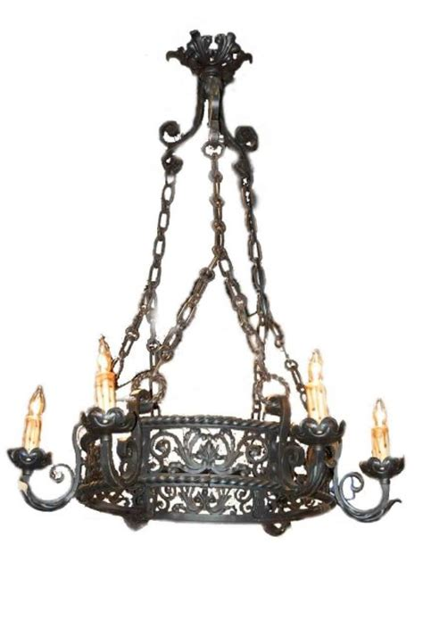 iron chandeliers for sale iron chandelier for sale antiques