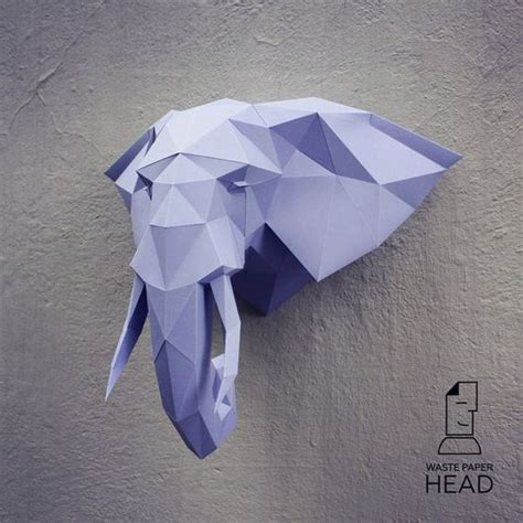 Elephant Papercraft - the world s catalog of ideas