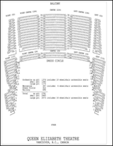 queen elizabeth theatre floor plan queen elizabeth theater floor plan meze blog