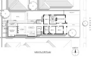 renovation floor plans californian bungalow renovation october update dn architecture darren naftal