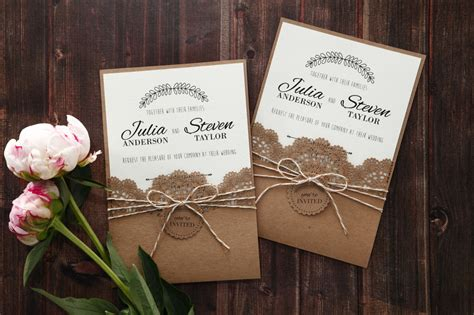 choosing   invitation   rustic wedding