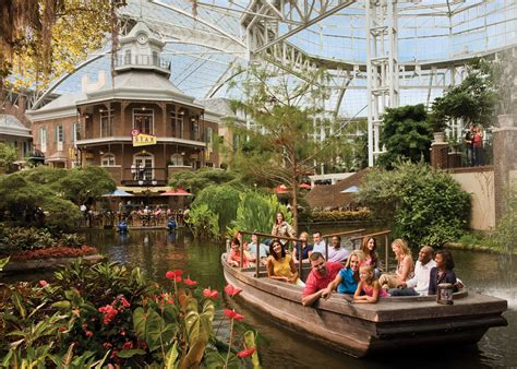 hotel in tennessee opryland hotel interior atriums designing for human