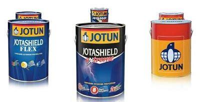 daftar harga cat minyak jotun dasar eksterior  interior