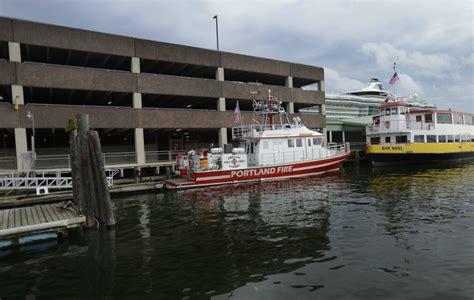 Casco Bay Parking Garage by Portland To Upgrade Fireboat Crew Quarters Portland