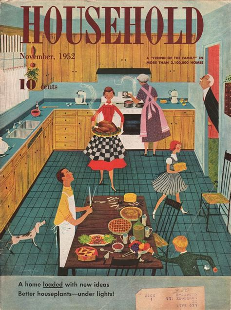 Household Magazines | household magazine 21 awesome vintage thanksgiving guide