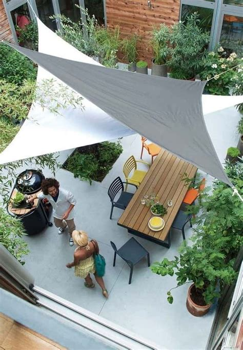 backyard sail exceptional shade solutions for outdoor rooms