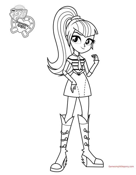 my little pony coloring pages dress my little pony princess applejack picture coloring page