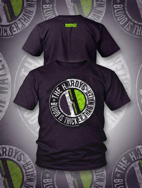 Tna Authentic Tshirt Creatures the hardy boyz merchandise pro fandom