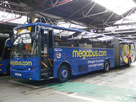 Megabus Sleeper Booking by Megabus Uk Showbus Image Gallery