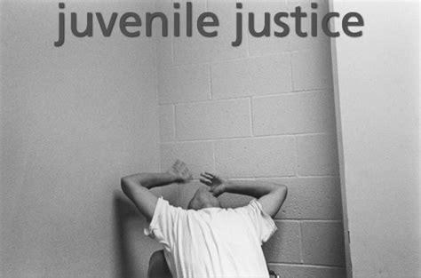 Juvinile Court Records Juvenile Justice Act