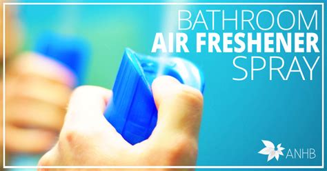 natural bathroom air freshener bathroom air freshener spray all natural home and beauty