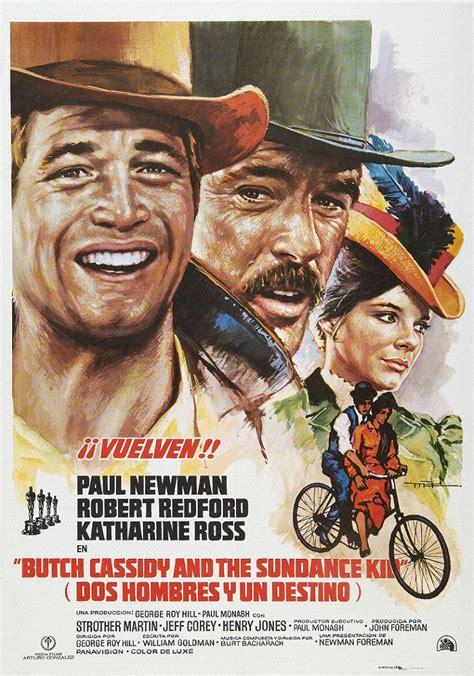 De Cine Noticias Posters Y Cr 237 Ticas De Cine Cinenga 241 Os Dos Hombres Y Un Destino Pel 237 Cula 1969 Sensacine