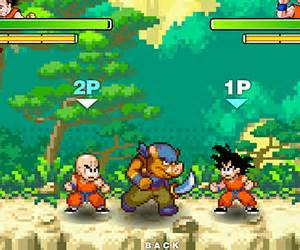 Ball fighting 1 7 2 player games play dragon ball fighting 1 7 game