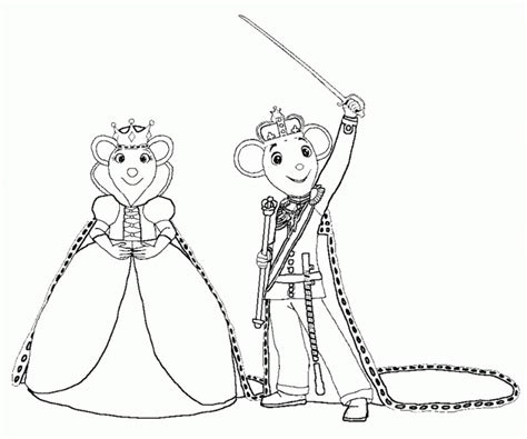 angelina ballerina coloring pages to print get this free angelina ballerina coloring pages to print