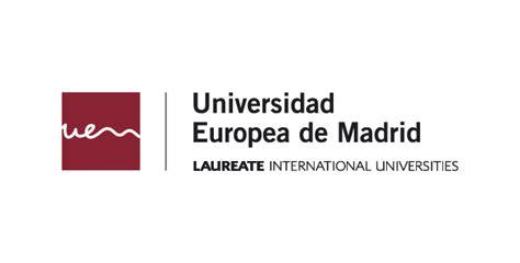 universidad a distancia de madrid logo vector universidad europea de madrid vectorlogo es