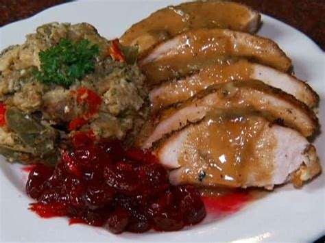 gravy food ultimate turkey from diners drive ins and dives diners drive ins and dives