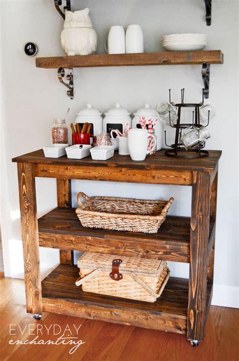 diy bar diy done right remodelaholic 25 diy bar carts accessories